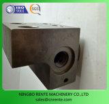Нержавеющая сталь 1.435/1.4401 части подвергать механической обработке вырезывания центра машины CNC для гидровлического цилиндра