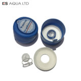 Non-Spill 18,9L 19L 5 galón de la tapa de cilindro tapas de cubierta inteligente