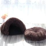 Cama filhotes pequenos animais de estimação clássico almofada sacos de dormir