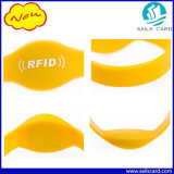 Swimmingpoolwasserdichte RFID Wristbands-Marke