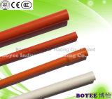 Eléctrico Tubo conduit de PVC negro