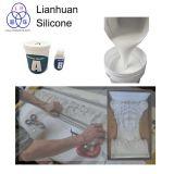 Lianhuan M30 flüssiger Silikon-Gummi für dekoratives Formteil und Wiederherstellung