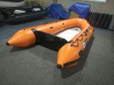 Bote de salvamento inflável dos preços do barco de borracha de Liya 2-6.5m para a venda