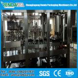 3 automática em 1 de suco de máquina de enchimento asséptico/fábrica de engarrafamento do sumo de laranja