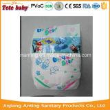単位4の星の赤ん坊のおむつ、中国の安く使い捨て可能な赤ん坊のPantyのおむつの子供の動悸のおむつ