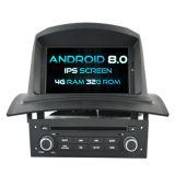 Witson ocho núcleos Android 8.0 DVD para el coche para Renault Meganeii 2005-2009 ROM de 4G con pantalla táctil de 1080P 32GB de ROM Pantalla IPS