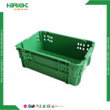 Vegetable and Fruit Plastic Crate for Supermarket