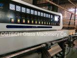 Una nuova linea retta di vetro macchinario del 11 asse di rotazione del bordo con controllo del PLC