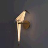 [إيوروبن] أسلوب جانب سرير زخرفة معدن [ولّ لمب] ([مب8113-1ا])