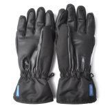 スポーツの手袋を競争させるFgv024lwhの冬のタッチ画面の防水防風のオートバイ
