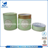 Qualitäts-und Menge-sicherlich Tee-Papier-Gefäß-Kasten