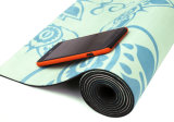 Premium Cushion Natural Rubber Kids Yoga Chechmate with Free Strap