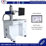 Am meisten benutzte Faser-Laser-Markierungs-Maschine auf Metall-ABS PEC Kurbelgehäuse-Belüftung