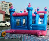 6*5*4.5m Nizza Entwurf gefrorenes Thema-springendes Schloss-aufblasbares Schlag-Haus, aufblasbarer Prahler, aufblasbares federnd Schloss
