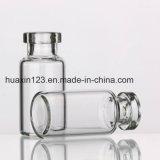 De lage Fles van de Injectie van het Glas Borosilicate Tubulaire (2ml)