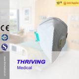 Maschera di protezione a gettare per uso medico