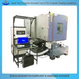 Vibração de umidade de Temperatura Programável Três Câmara teste integrado