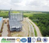 タイのプレハブの鉄骨構造のオフィスそしてアパート