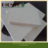 Le contreplaqué de mélamine blanc de haute qualité pour meubles