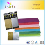 Envolvendo o papel de tecido para a embalagem