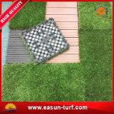 Het modelleren van de Kunstmatige Met elkaar verbindende Mat van het Gras voor Gemakkelijke Tuin DIY