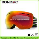 Lunettes de ski de Snowboard de lunettes de neige de bâti de TPU