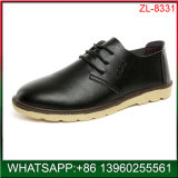 New Design Leather Shoe Genuine Leather Men Casual Shoes