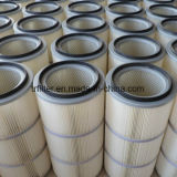 Polyester industriel de la cartouche de filtre à air du filtre à air
