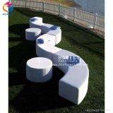 Белый кожаный диван-кровать и диван кожаный диван кроватью и диваном-кроватью в форме буквы L