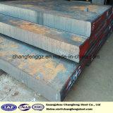 Placa laminada a quente, aço de molde de barra plana (SKS3, O1, 1.2510, 9CrWMn)