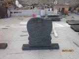 卸し売りハンガリー様式の黒の花こう岩の墓石