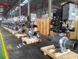 A Rússia Pipeline de fornecimento de calor utilizados GOST totalmente montado Tunnion soldada a Válvula de Esfera