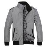 Outdoor casual para homens Sportswear Windbreaker Bombardeiro leve casacos casacos