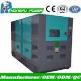 Los grandes generadores de potencia con motor Cummins para uso industrial.