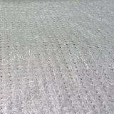 ガラス繊維によって編まれる非常駐のCombimatのPultrusionのための編まれた非常駐のコンボのマット