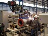 造船業の切断の斜角が付く溶接が付いている配管製造システム