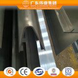 Profilo industriale e della decorazione popolare e della costruzione dell'alluminio