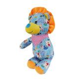 Brinquedo macio do bebê do urso da peluche do luxuoso novo do projeto