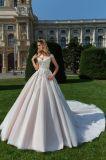 Амели скалистых 2018 кружева Crystal свадьбы Gowns шаровой опоры рычага подвески