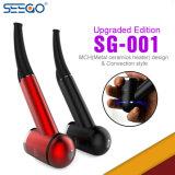 Fumar sano Seego SG-001 Gran cigarrillo electrónico saludable Vape Pipe