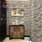 최신 판매 3D 벽돌 디자인 PVC 벽지