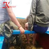 吸引の浚渫船を切る水陸両用水中植物の収穫機械装置/Weed