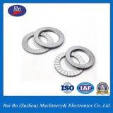 As peças de máquinas DIN25201 Sk5 porcas Dacromet Arruelas de pressão com a ISO