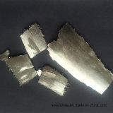 軽量の高温抵抗力がある合金のための高い純度99.99%のScandiumの金属Sc