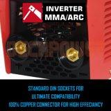 L'IGBT Soudeur petit DC INVERTER MMA 140une machine de soudage à l'Arc