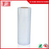 Da densidade material LLDPE de Linelow do Virgin rolo 100% transparente do PVC do rolo enorme