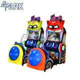 子供のシミュレーターのレースカーのアーケード・ゲーム機械