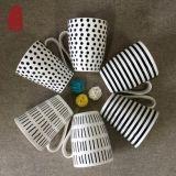 Tazza promozionale del latte di Cina di osso della tazza di caffè della porcellana nuova
