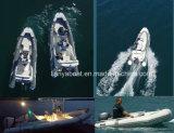 Liya 8-27feet China aufblasbares Boots-Hersteller-Rippen-Boot für Verkauf