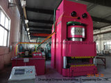 prensa hidráulica 20000t para la formación de la placa